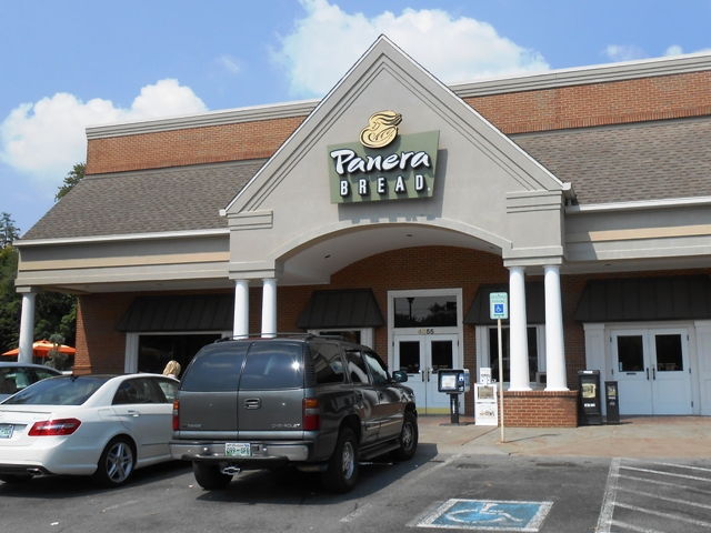Panera Bread in Bearden.