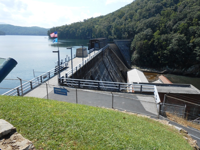The Ocoee Dam #1