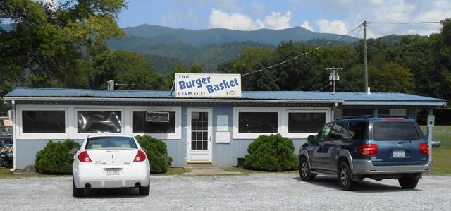 The Burger Basket