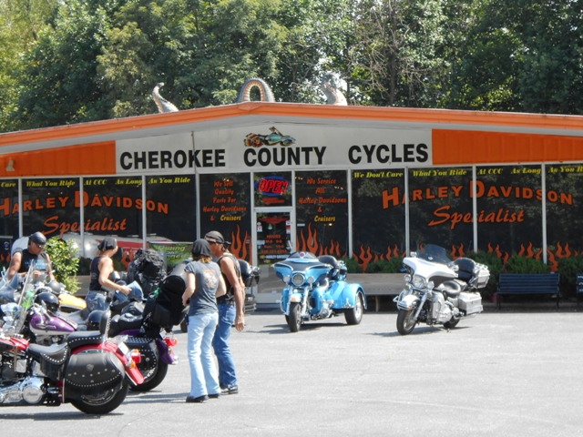 Cherokee County Cycles