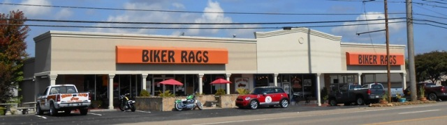 Biker Rags on Kingston Pike