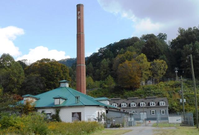 Pressman's Home water treatment plant.