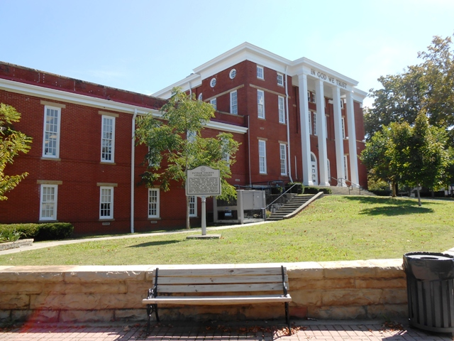 Courthouse in Cookeville, TN
