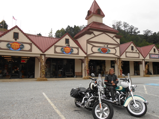 Chattahoochee Biker Gear in Helen, Georgia