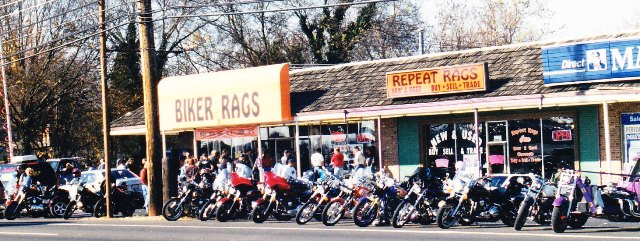 Biker Rags and Repeat Rags 1999