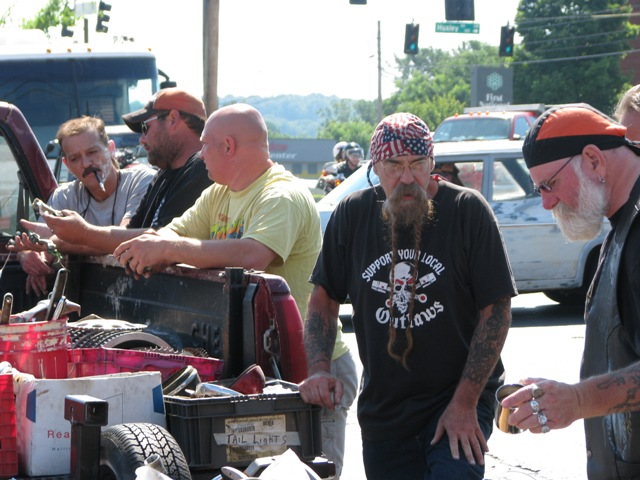 Biker Rags Swap Meet