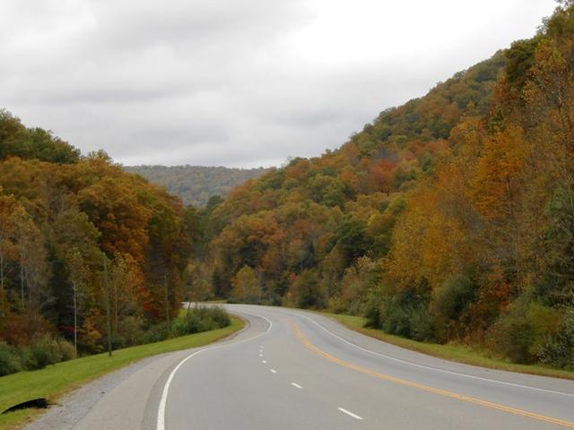 On 63 heading toward Huntsville.