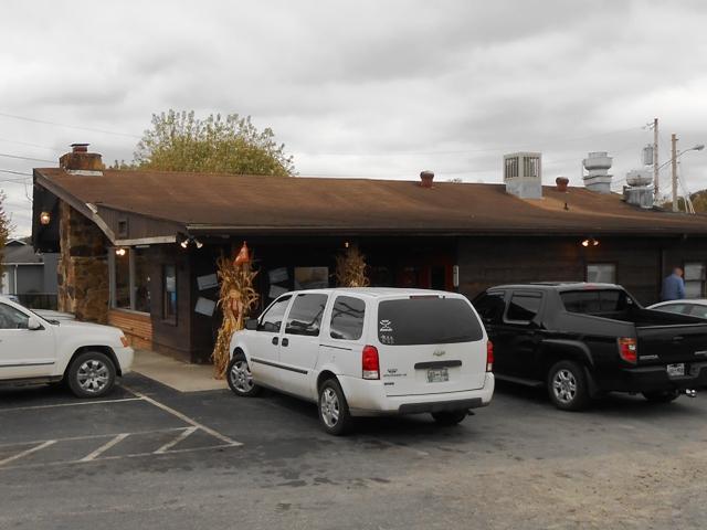 Fireside Restaurant in Huntsville, TN