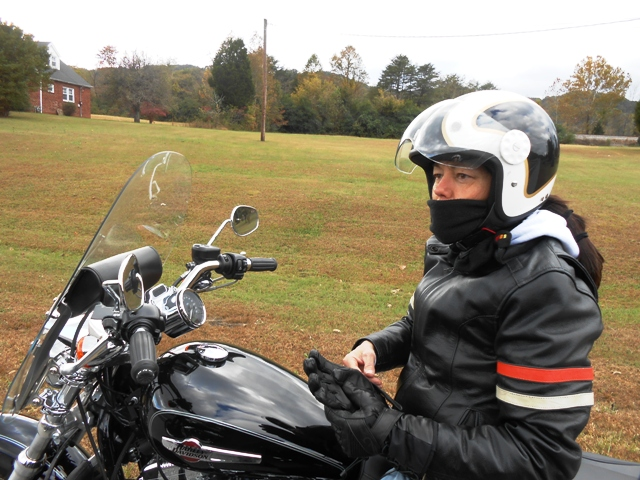 Glad I had on all my gear. I stayed good and warm all day.