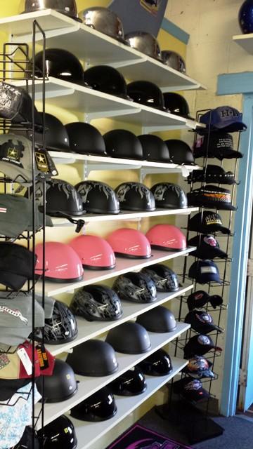 Helmets 3
