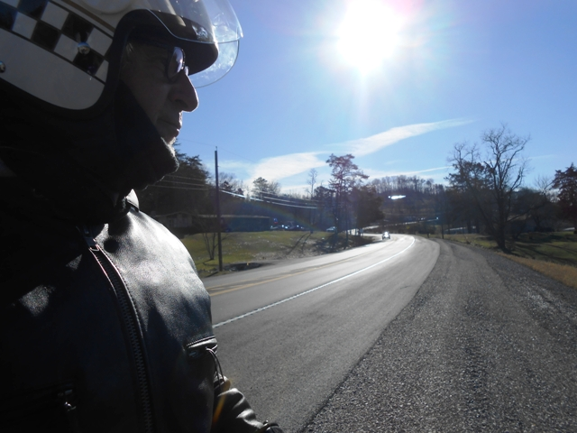 On 33 heading toward Maynardville.