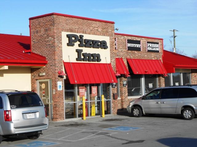 Pizza Inn on Clinton Highway