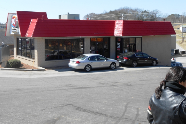 The Dairy Queen in Livingston.