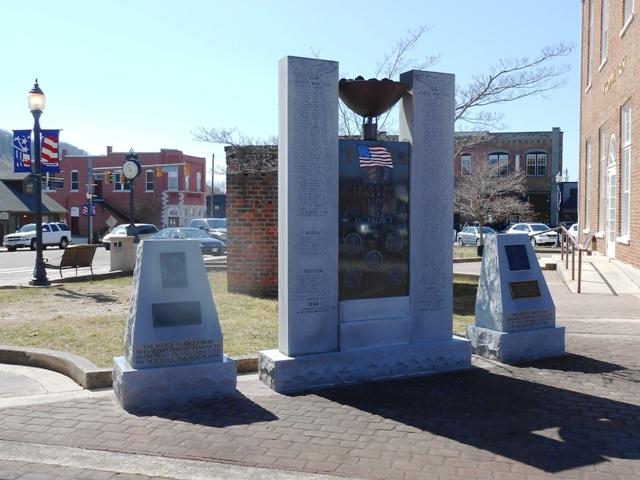 War memorials.