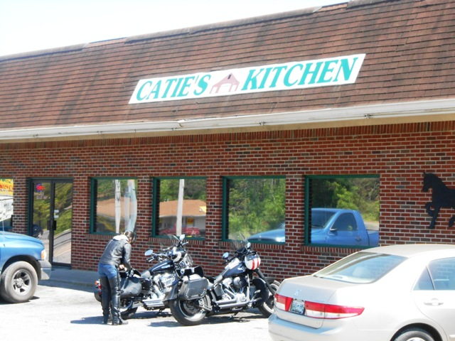 Catie's Kitchen in Cleveland, TN.