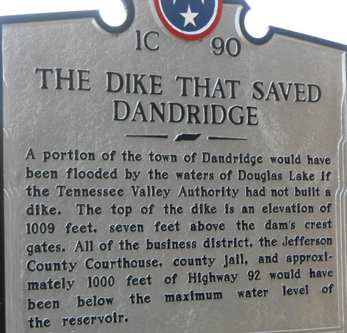 More about the dike.