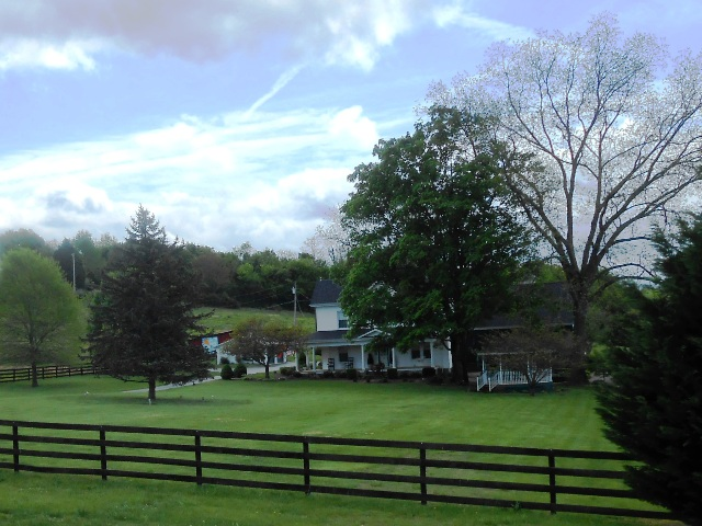Goose Creek Farm off Highway 139.