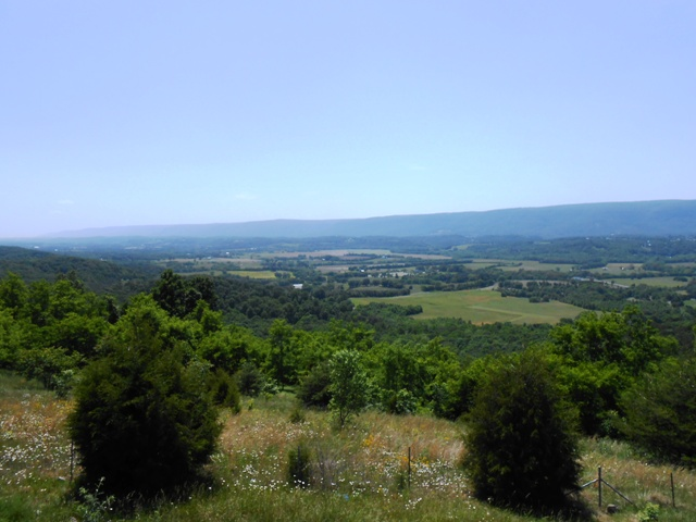 Another view from the overlook.