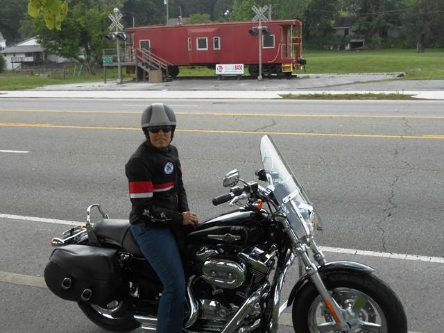 On 70 heading toward Rockwood.