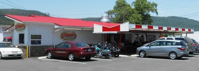 Land's Restaurant in Dunlap, TN.