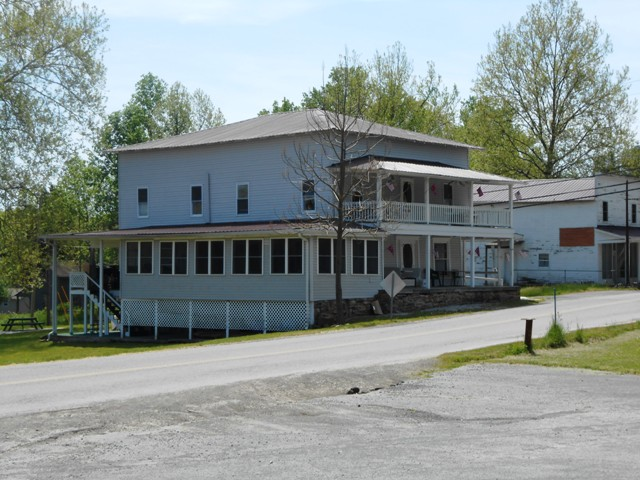 Deer Lodge hotel.