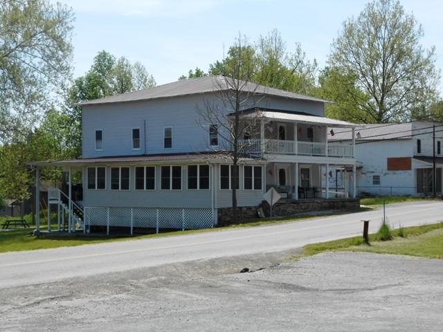 Deer Lodge hotel.