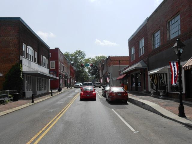 Gate City, Virginia