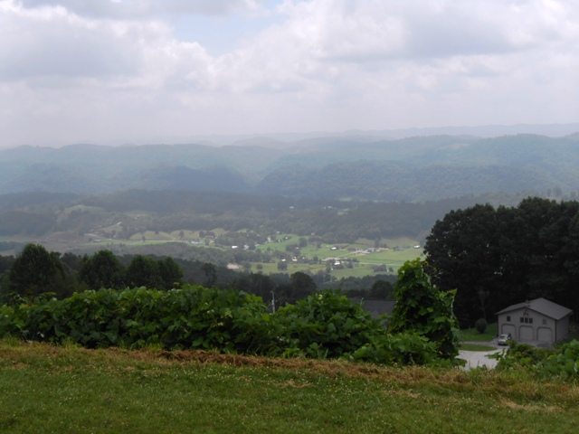 Another view from the scenic overlook.
