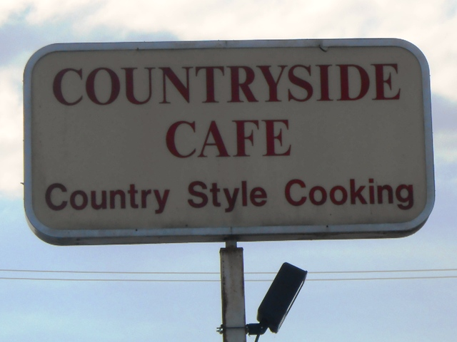 Countryside Cafe in Ooltewalh, TN.