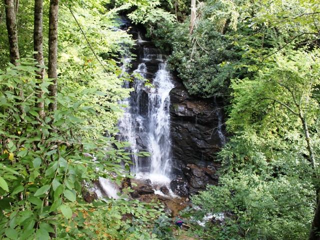 Soco Falls.