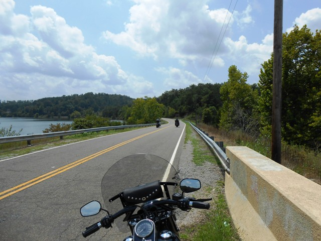 Along 360 heading toward Tellico Plains.