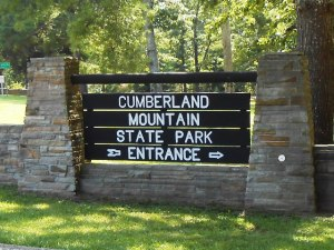 Destination- Cumberland Mountain State Park