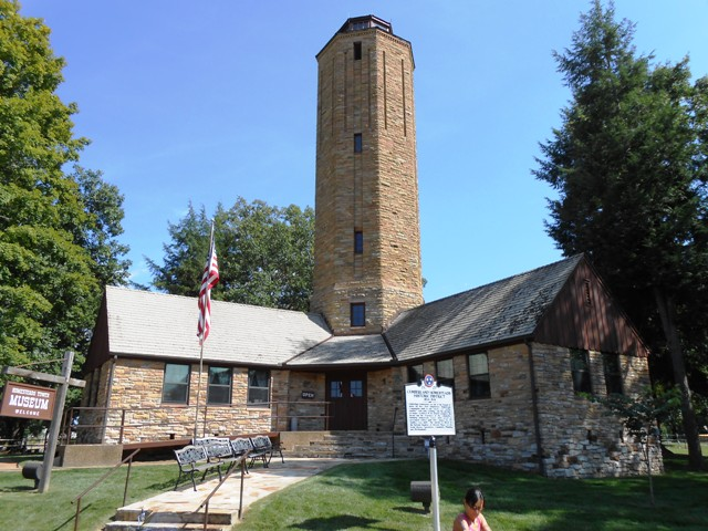 The Homestead Tower Museum.