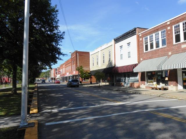 Downtown Jellico