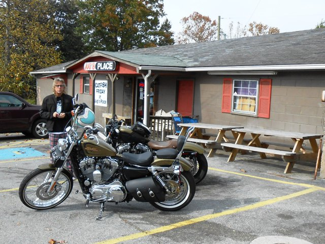 Jugs Restaurant in Bulls Gap.