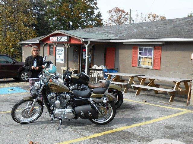 Jugs Restaurant in Bulls Gap.