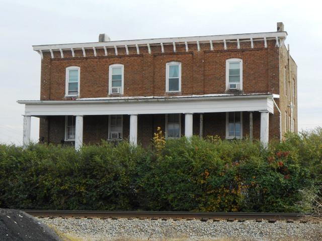 Antique building in Springvale.