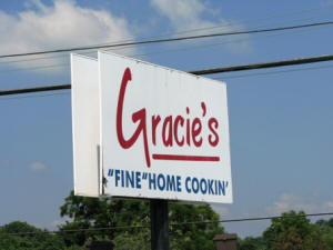 Gracie's in Maryville, TN.