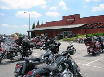 Smoky Mountain Harley Davidson.