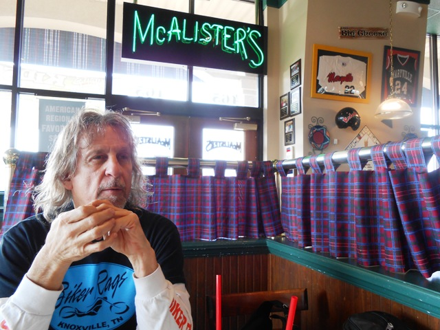 Inside McAlisters