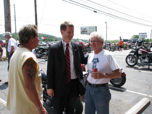 Jeff, Tim and Conard