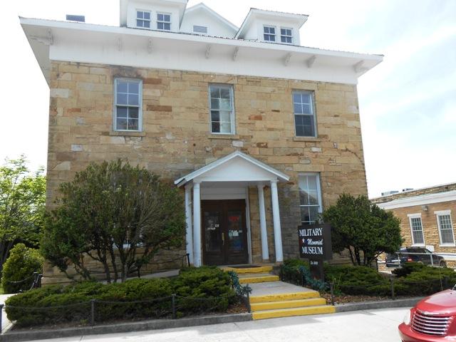 Oldest building in Crossville.