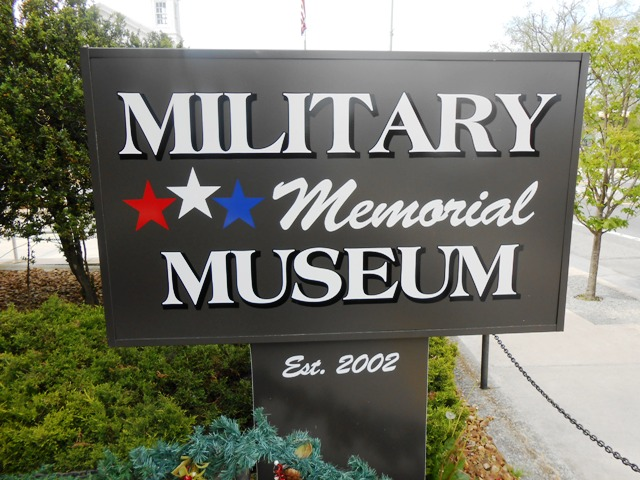 The Military Museum was established in 2002.