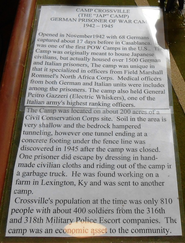 More information about the camp.