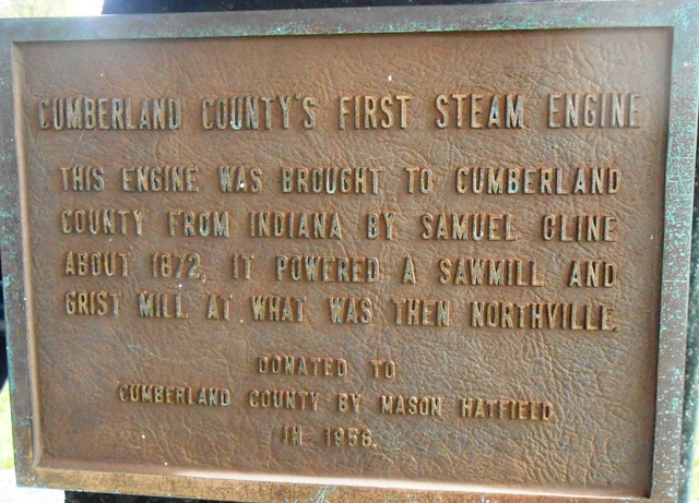 More information about the steam engine.