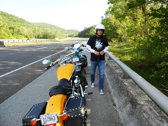 On 63 heading into Huntsville.