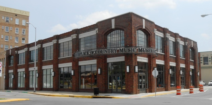 The Birthplace of Country Music Museum in Bristol, VA.