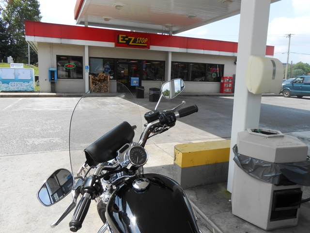 Fuel stop on 321 in Maryville.