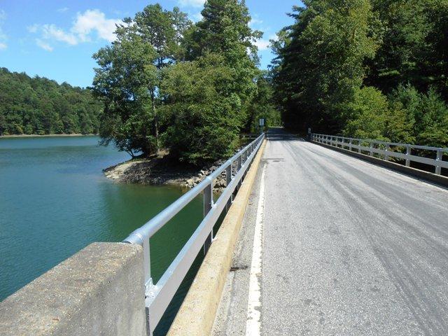 View from Joe Brown Highway.