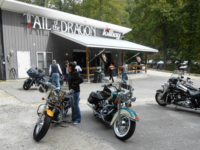 The Killboy store is a fun tourist spot.